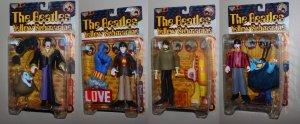 Beatles Yellow Submarine Figures (SET)  McFarlane Toys 1999