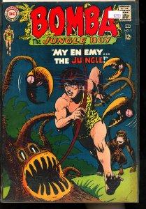 Bomba the Jungle Boy #3 (1968)
