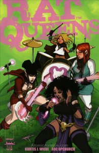 Rat Queens #6 VF/NM; Image | save on shipping - details inside