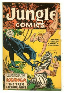 Jungle Comics 111   Fiction House