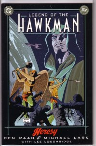Legend of the Hawkman   #1-3 (complete set)