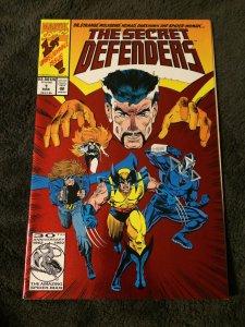 Secret Defenders #1 First Issue 1993 Marvel Comics NM