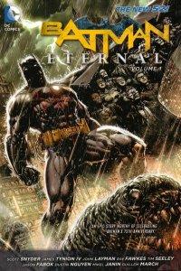 Batman Eternal Trade Paperback #1, NM (Stock photo)