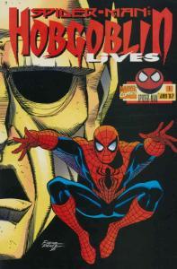 Spider-Man: Hobgoblin Lives #1 FN; Marvel | save on shipping - details inside