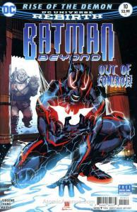 Batman Beyond (6th Series) #10 VF/NM; DC | save on shipping - details inside