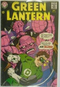 Green Lantern #56 - 3.5 VG- - 1967