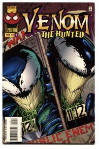 Venom: The Hunted #1-First appearance of Xenophage-Spider-Man Marvel NM-