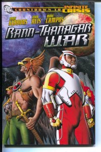 Rann: Thanagar War-Dave Gibbons-TPB-trade