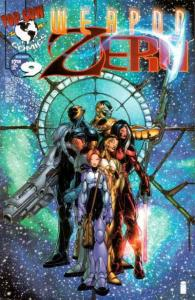 Weapon Zero (1996 series) #9, NM (Stock photo)