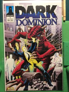 Dark Dominion #1
