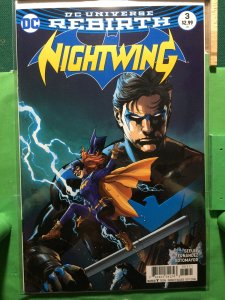 Nightwing #3 DC Universe Rebirth