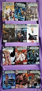 Gail Simone WELCOME TO TRANQUILITY #1 - 10 w 1:10 Variant Covers (DC, 2007)!