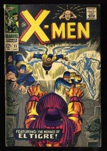 X-Men #25 VG/FN 5.0