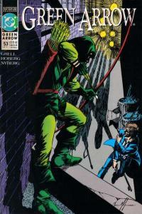 Green Arrow (1988 series) #53, NM- (Stock photo)