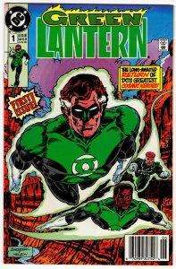 Green Lantern #1 (VF+) ID#SBX2
