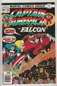 Captain America #201 (Sep-76) NM- High-Grade Captain America