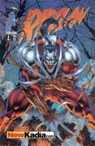Ripclaw (Apr 1995 series) #1, VF (Stock photo)