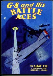 G-8 & His Battle Aces #16 1/1935-Adventure House reprint-2005-Hogan-pulp-FNVF