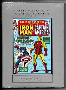 Marvel Masterworks Captain America HC Hardcover Vol 1 - New/Sealed