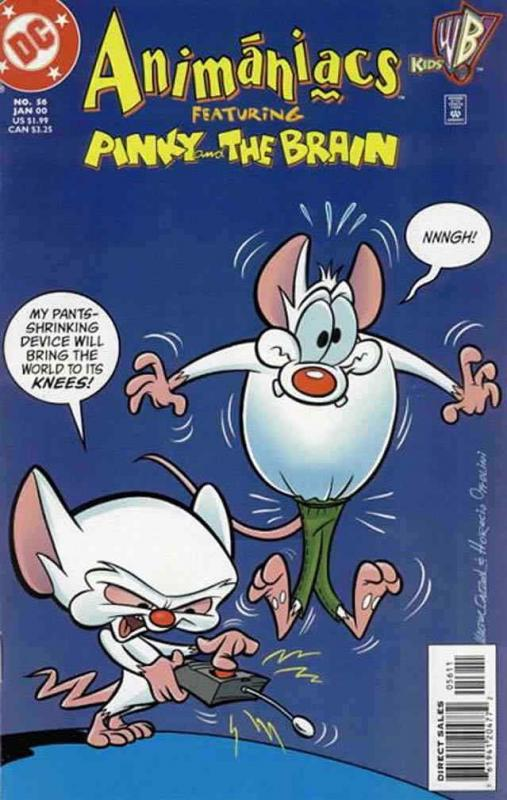 Animaniacs #56 VG; DC | low grade comic - save on shipping - details inside