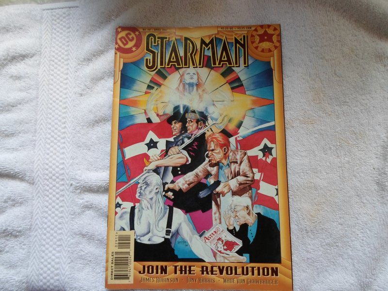 DC COMIC SRARMAN # 29 ( 1997 )