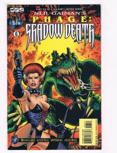 Neil Gaimans Phage: Shadow Death #6 NM Big Entertainment Comic Book DE28