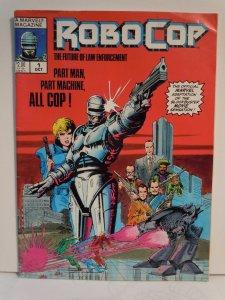 Robocop Magazine #1