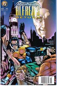 Nightwing - Alfred's Return