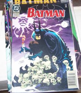 Batman #516  1995, DC  bruce wayne robin tim drake