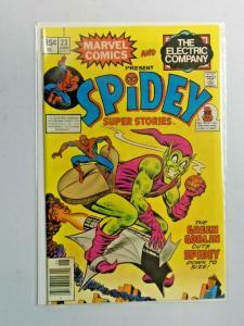 Spidey Super Stories #23 Green Goblin 8.5 VF+ (1977)