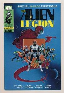 Alien Legion (1984 1st Series) #1 FN