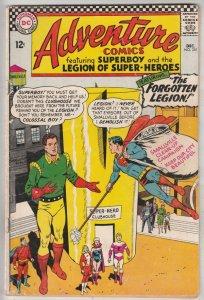 Adventure Comics #351 (Dec-66) FN+ Mid-High-Grade Legion of Super-Heroes, Sup...