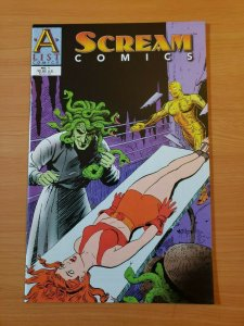 Scream Comics #1 One-Shot ~ NEAR MINT NM ~ 1998 A-List Comics