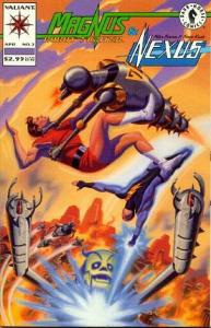 Magnus Robot Fighter/Nexus #2, NM (Stock photo)