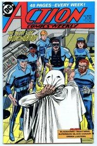 Action Comics Weekly 629 Dec 1988 NM- (9.2)