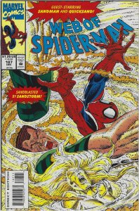 Web Of Spider-Man #107