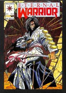 Eternal Warrior #4 NM 9.4 1st Bloodshot!