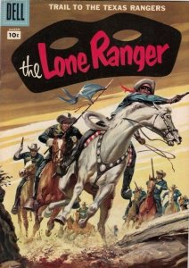 Lone Ranger, The 105 strict 1957 FN/VF Mid-High-Grade The Lone Ranger, Tonto Wow