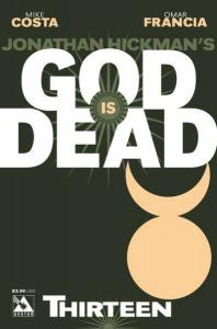 God is Dead #13, NM (Stock photo)