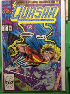 Quasar #14 Journey into Mystery part 2