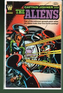 Captain Johner and the Aliens #2 (1982)