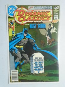 Dynamic Classics #1, 8.0/VF (1978) Reprints. New cover by Dick Giordano