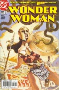 Wonder Woman (1987 series) #210, NM (Stock photo)