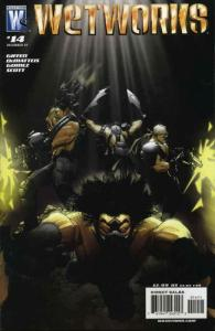 Wetworks (2nd Series) #14 VF/NM; WildStorm | save on shipping - details inside
