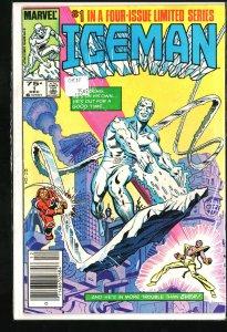 Iceman #1 (1984)