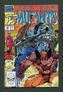 New Mutants #94  / 9.0 VFN/NM  October 1990