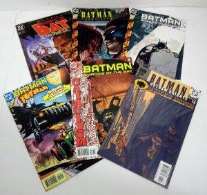 Batman Comic Lot of (6)