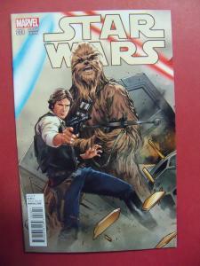 STAR WARS #014 VARIANT COVER NEAR MINT 9.4 MARVEL COMICS 2015 SERIES