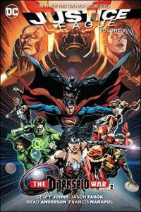 Justice League (2nd Series) TPB #8 VF/NM; DC | save on shipping - details inside
