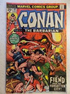 Conan the Barbarian #40 (1974)